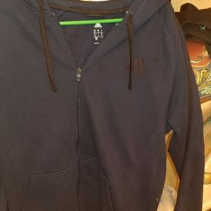 Adidas hooded mens size M